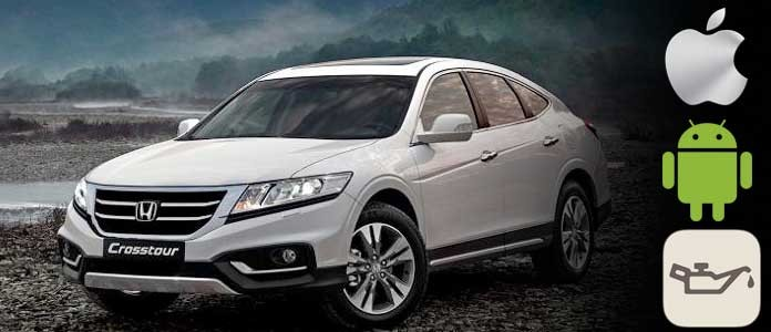 Reset Maintenance Light on Honda Crosstour