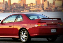 Honda Prelude Oil Change Light Reset