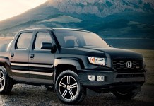 Honda Ridgeline Oil Change
