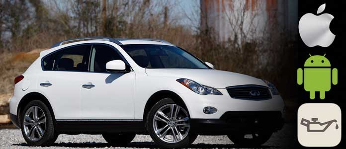 Infiniti EX Maintenance Due Light Reset