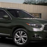 Reset Maintenance Light on 2013 Infiniti JX Series