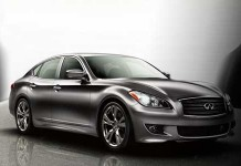 Reset Oil Change Due Light on Infiniti M Series