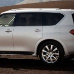 reset maintenance oil and filter message on Infiniti QX56