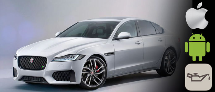 How To Reset Jaguar XF Oil Service Light