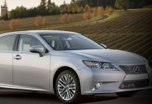 Reset Lexus ES Oil Change Light