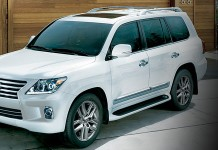 Reset Lexus LX Oil Maintenance Required Soon Light