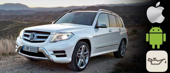 Service A B Reset for Mercedes GLK