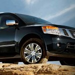 reset Nissan Armada oil change reminder light