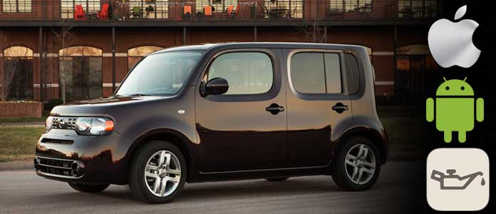 reset Nissan Cube maintenance due light