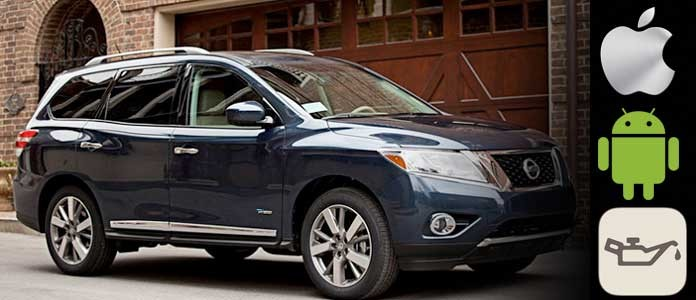 Reset Nissan Pathfinder Oil Maintenance Light