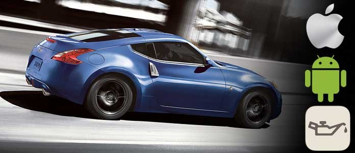 Nissan Z maintenance due light reset