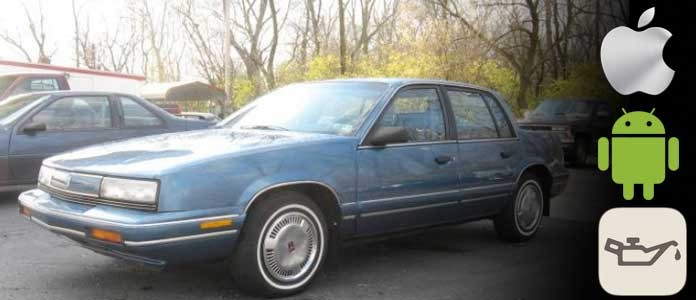 Oldsmobile Calais Change Engine Oil Light Reset