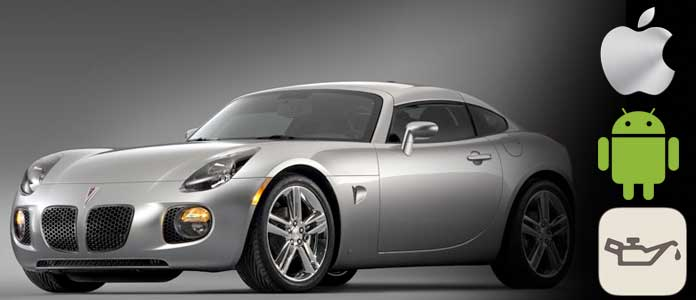 Reset Oil Life on Pontiac Solstice