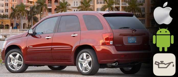 Pontiac Torrent Oil Change Due Light Reset
