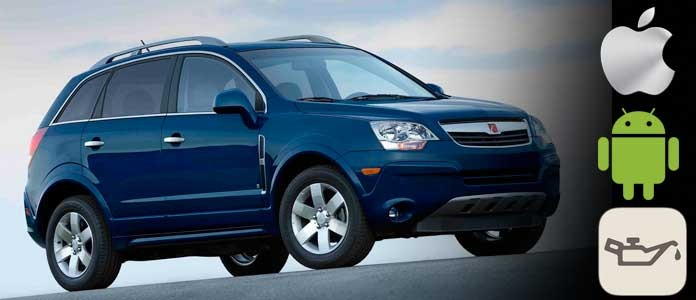 Reset Saturn Vue Change Oil Light