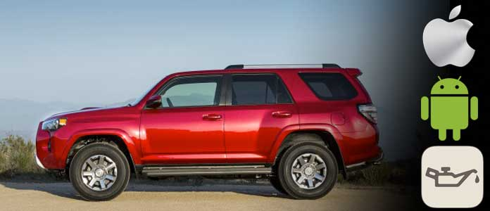 4Runner oil maintenance message reset procedure