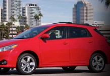 toyota matrix oil change light reset