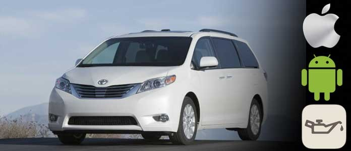 Toyota Sienna Oil Life Reset Procedure After Oil Change