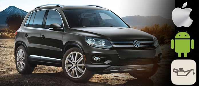 VW Tiguan Oil Life Percentage Reset Steps After Oil Change