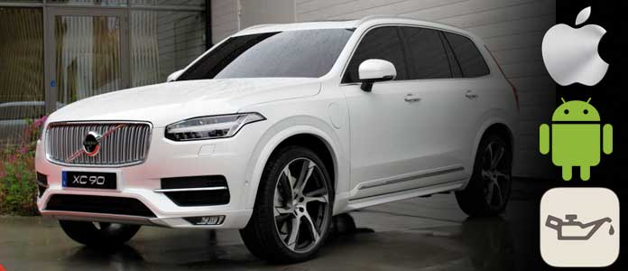 Reset Volvo XC60, XC70, and XC90 Service Light