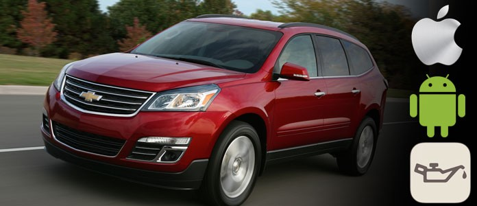 Chevy Traverse Oil Life Reset