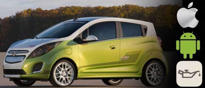Chevy Spark Oil Life Remaining Message Reset