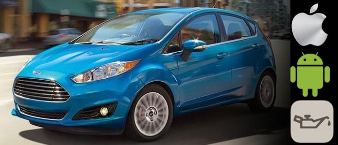 Reset Ford Fiesta Oil Change Light