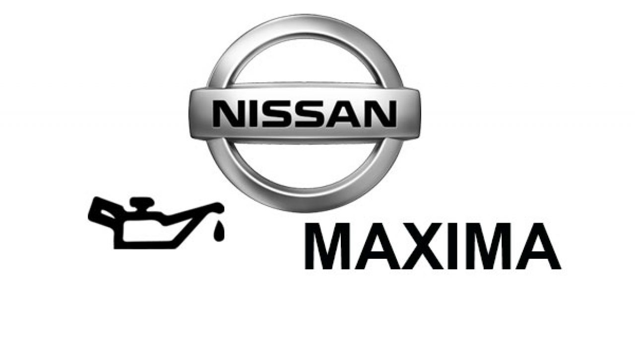 How to Reset Nissan Maxima Maintenance Oil and Filter Light