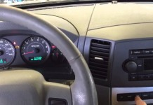 Reset Jeep Grand Cherokee Oil Change Due Light