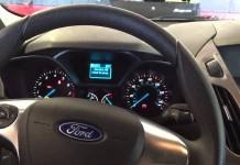 Reset Ford Transit Oil Life Reminder Light