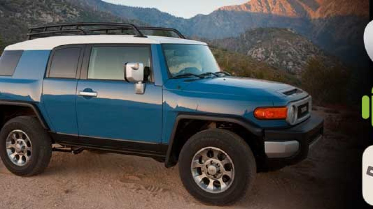 Toyota FJ Cruiser Oil Light Reset for Model Years 2007-2014