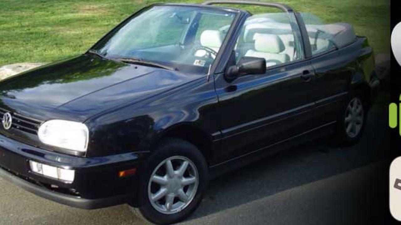 Reset Oil Service Reminder Light on Volkswagen Cabrio